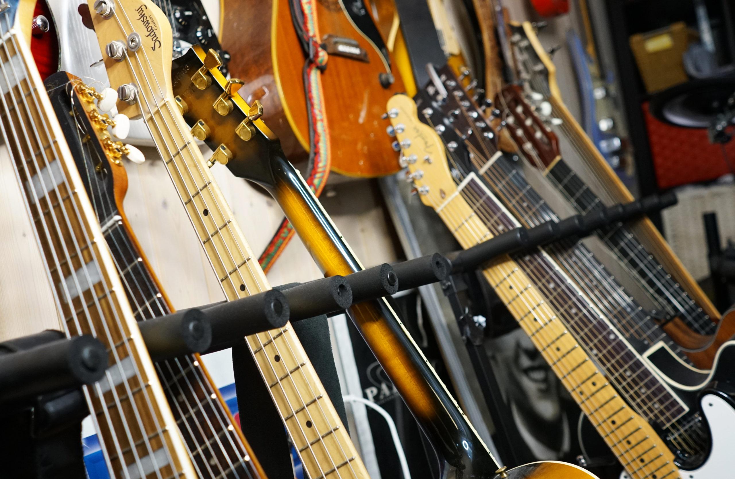 Rasmus Birk Guitarist Studio